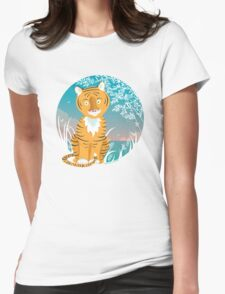 Tiger in the wild T-Shirt T-Shirt