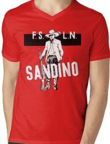 Sandino Tee Mens V-Neck T-Shirt