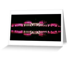Old Parliament House Greeting Card