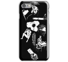 Essay About the End  iPhone Case/Skin