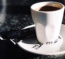 coffee break  by OTBphotography