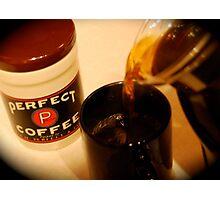 Perfect Coffee Photographic Print