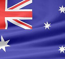 Australian Flag by joggi2002