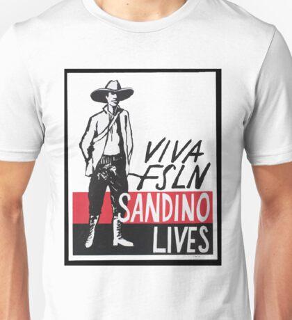Sandino Lives! Unisex T-Shirt