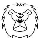 Lion's head by chrisbears