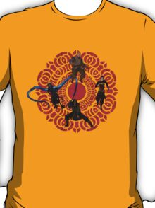 The Red Lotus Together T-Shirt