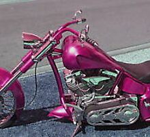 The Wifes Bike by myimages
