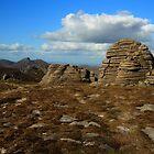 Slieve Binnian Tors by Adrian McGlynn