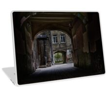 View from an archway (1) Laptop Skin