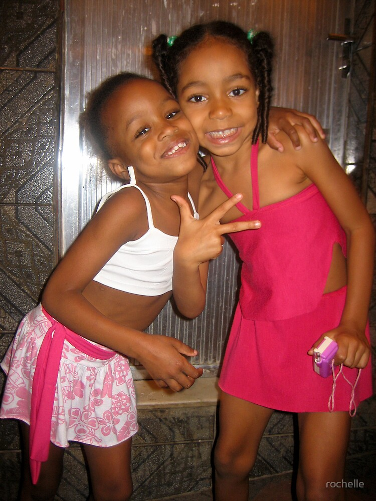 Children of the Favela, Rio by rochelle