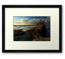 Bundoran Beach Framed Print