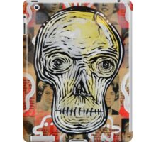 Skull Man iPad Case/Skin