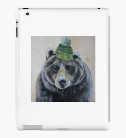 Bearly Warm iPad Case/Skin