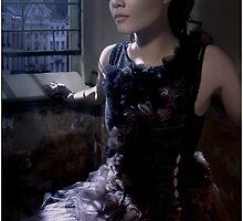 In a darkened room II by Otilee
