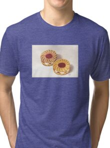 Jammy Dodgers Tri-blend T-Shirt