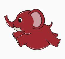 Plumpy Elephant by Rainy