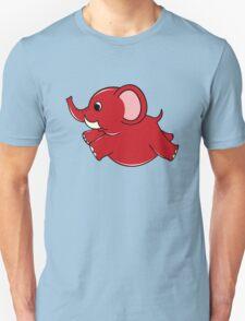 Plumpy Elephant Unisex T-Shirt