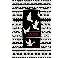 Dove Stamp Photographic Print