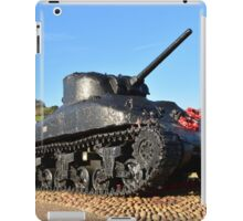Sherman Tank iPad Case/Skin