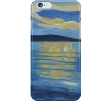 Abstract sunset 24 iPhone Case/Skin