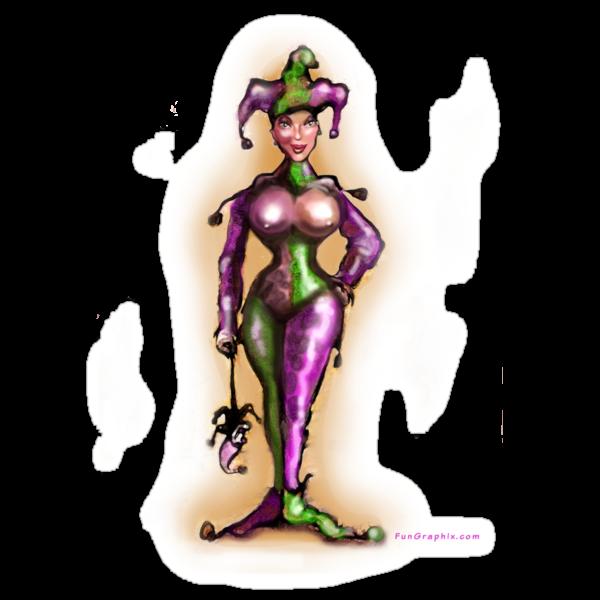 Harlequin by Kevin Middleton