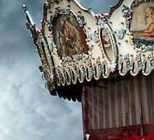 Pretty Carrousel by JBlaminsky