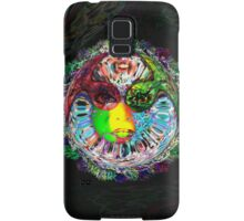 """Life on another planet  From the series """"New psychedelia"""" Samsung Galaxy Case/Skin"""