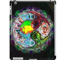 """Life on another planet  From the series """"New psychedelia"""" iPad Case/Skin"""