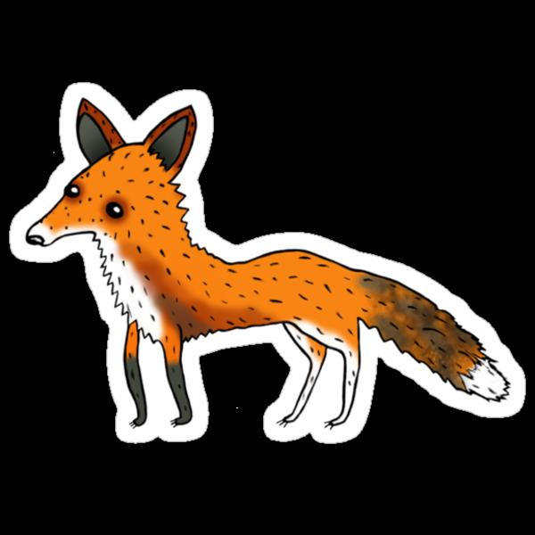 Fox by Sophie Corrigan