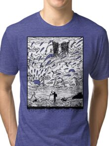 Mother Nature Sees All Tri-blend T-Shirt