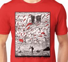 Mother Nature Sees All Unisex T-Shirt