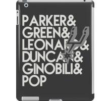 San Antonio Spurs  iPad Case/Skin