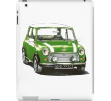 1991 Rover Mini Cooper  iPad Case/Skin