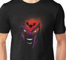 Paint Splatter Villaines : Magneto Unisex T-Shirt