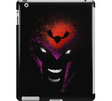 Paint Splatter Villaines : Magneto iPad Case/Skin