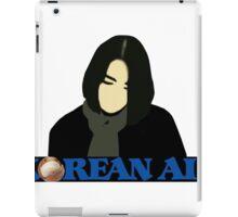 Korean Nut Air iPad Case/Skin