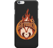 Vintage - Republic City Fire Ferrets iPhone Case/Skin