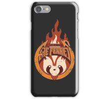 Vintage - Republic City Fire Ferrets iPhone Case/Skin