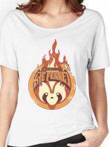 Vintage - Republic City Fire Ferrets Women's Relaxed Fit T-Shirt