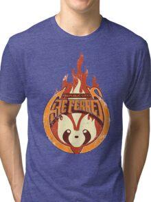 Vintage - Republic City Fire Ferrets Tri-blend T-Shirt