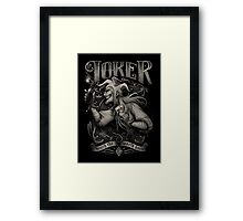Watch the world burn Framed Print