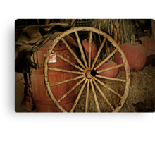 Gone Country Canvas Print