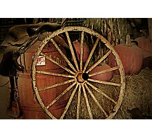 Gone Country Photographic Print