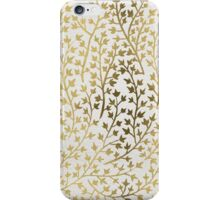 Gold Ivy iPhone Case/Skin