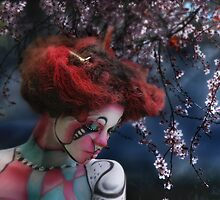 LadySpring&Silence by RosaCobos