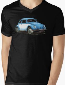 1954 Volkswagen Beetle Mens V-Neck T-Shirt