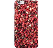 Nantucket Cranberries iPhone Case/Skin