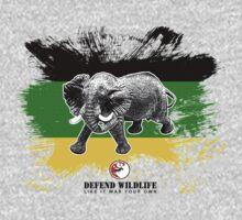 defend elephants by redboy