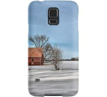 The Red House Samsung Galaxy Case/Skin