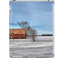 The Red House iPad Case/Skin